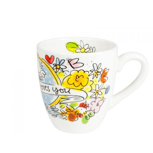 Mini Mug Easter Girl 0,2L