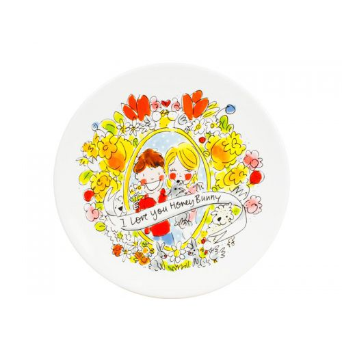 Breakfast Plate ø22cm Easter Love