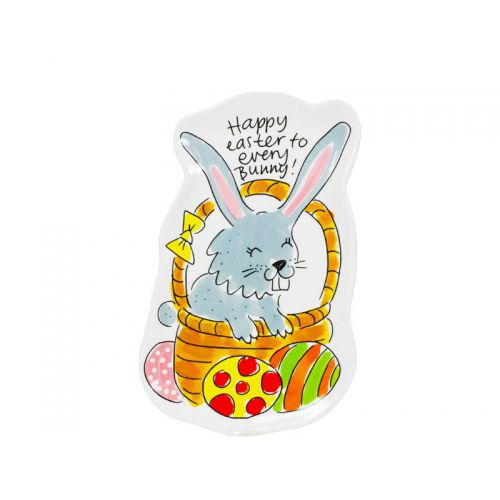 3D Plate Bunny