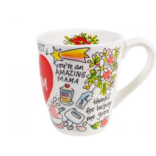 3D Mug Best Mom 0,35L