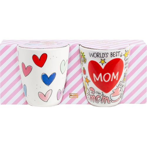 Set of 2 mugs Mother's Day