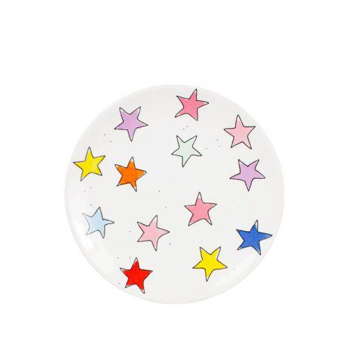 Dessert Plate ø18cm Star