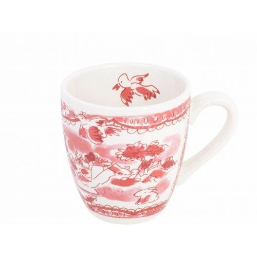 Mini mug Romance rose