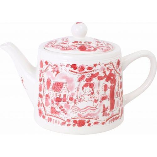 Tea pot Romance Rose