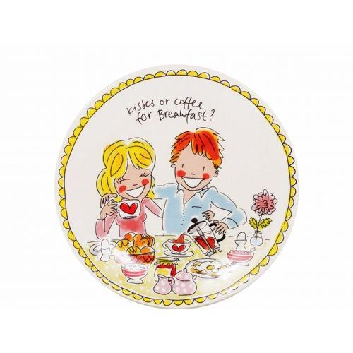 Breakfast plate ø22cm Love