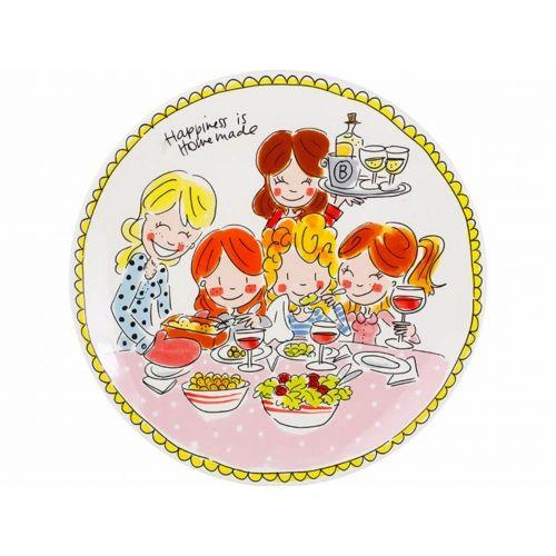 Dinner plate ø26cm Girls