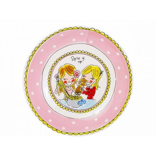 Soup Plate ø23cm Dot