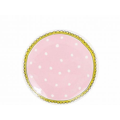 Cake plate ø18cm Dot