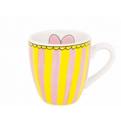 Mini mug stripe