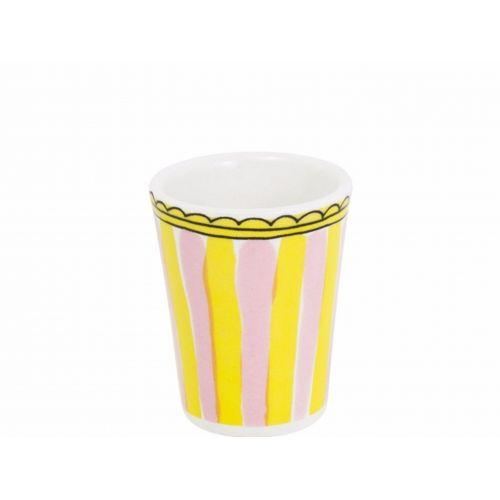 Egg Cup Stripe