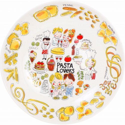 Diepe schaal ø38cm Pasta
