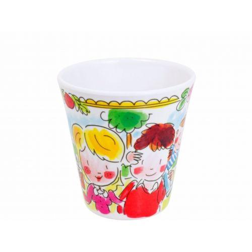 Melamine mug Love