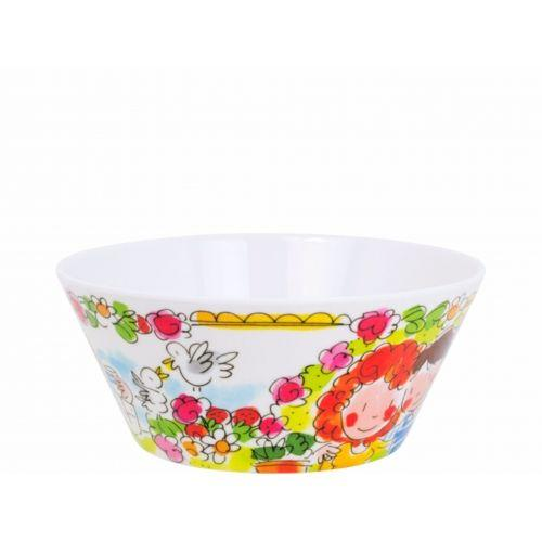 Melamine bowl Love