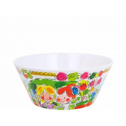 Melamine bowl Friends