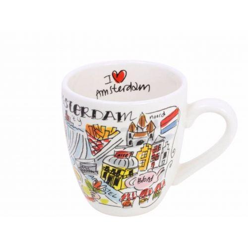 Mini Mug Amsterdam 0,2L