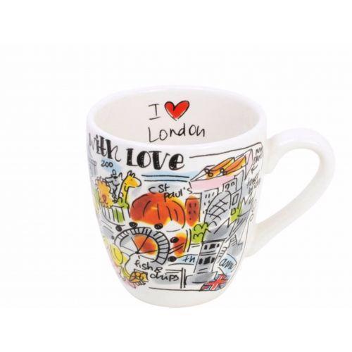 Mini Mug London 0,2L