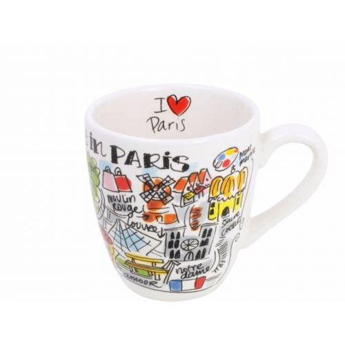 Mini Mug Paris 0,2L