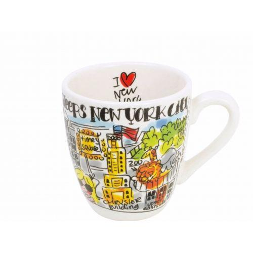 Mini Mug New York 0,2L