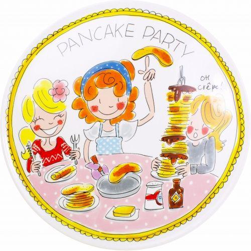 Pancakeplate party