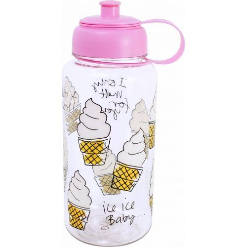 Water bottle Ice cream