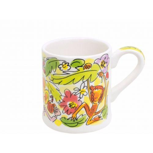 Mini Mug Yellow Paradise 0,2L