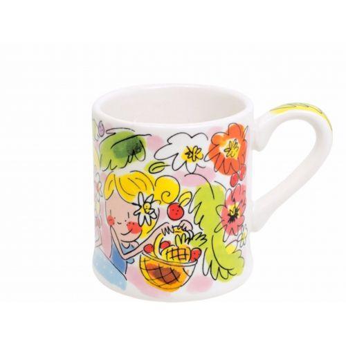 Mini Mug Pink Paradise 0,2L