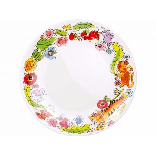 Dinner Plate ø26cm Tiger