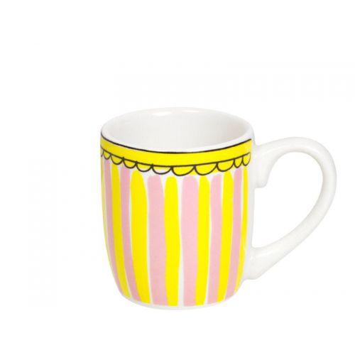 Espresso Cup Stripe 50ml