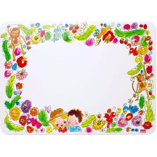 Placemat Paradise rand decor