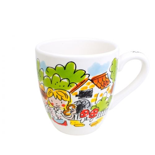 Mini mug Hansel and Gretel