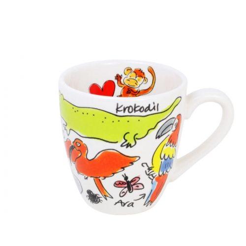 Mini mug Blijdorp 0,2L