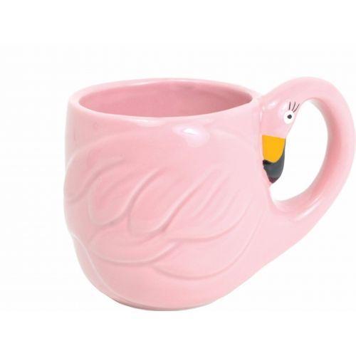 Flamingo beker Roze 0,35L