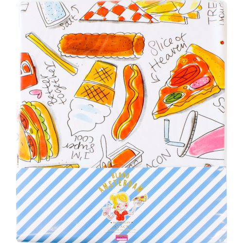 Prepackaged PVC Packed tablecloth Snack 140x240 cm