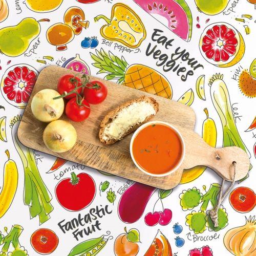Tafelzeil Fruit & Veggies