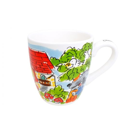 Mini mug Little Red Riding Hood 0,2L