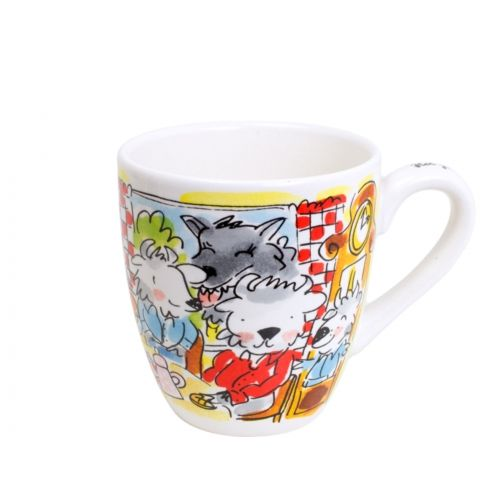 Mini mug The wolf and the seven young kids 0,2L