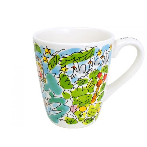 Mug Indian Water Lilies