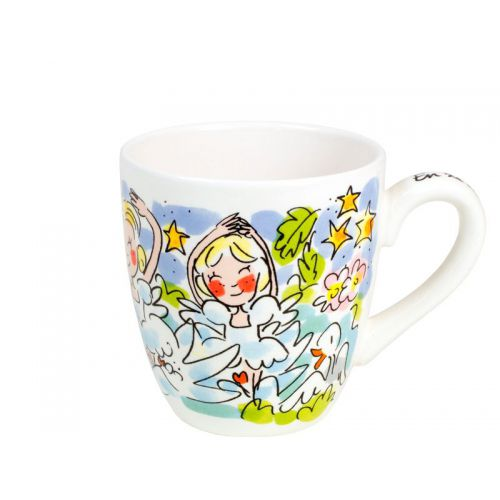 Mini Mug Indian Water Lilies 0,2L