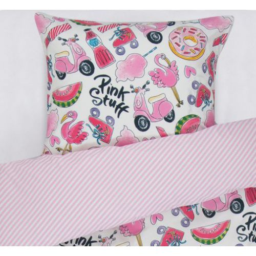 Pillow cover Pink Stuff 60 x 70 cm