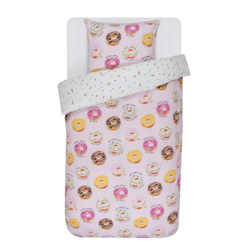 Duvet cover Donuts 1p set 140x200