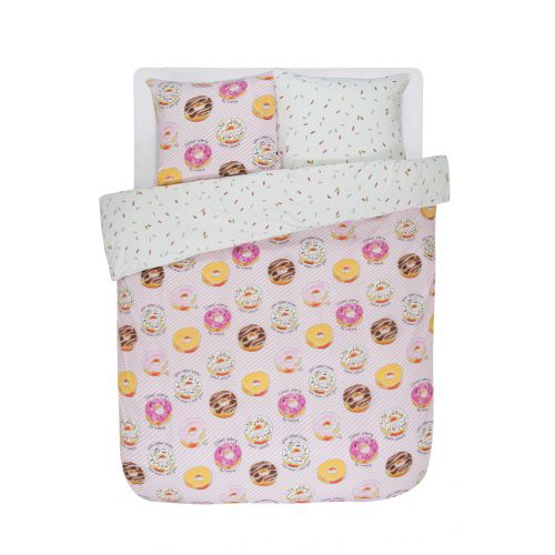 Duvet cover Donuts 2p set 240x220