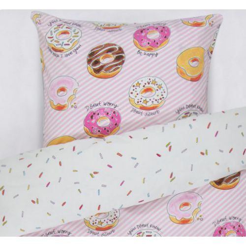 Pillow cover Donuts 60 x 70 cm