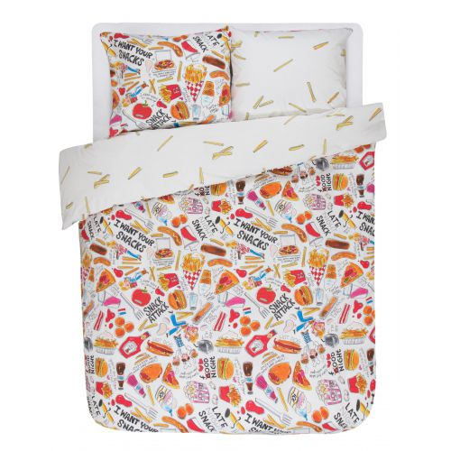 Duvet cover Snack 2p set 200x220 + 60x70