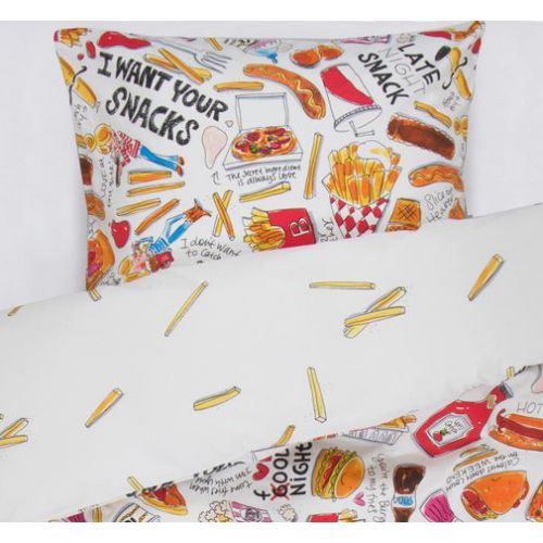 Pillow cover Snack 60 x 70 cm
