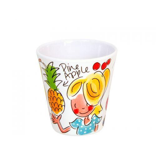 Melamine mug Veggies