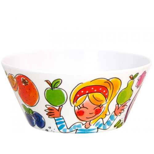 Melamine bowl Veggies