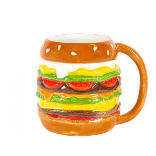 3D mug Hamburger 0,35 L