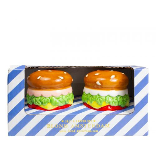 Snack Salt and Pepper set burger