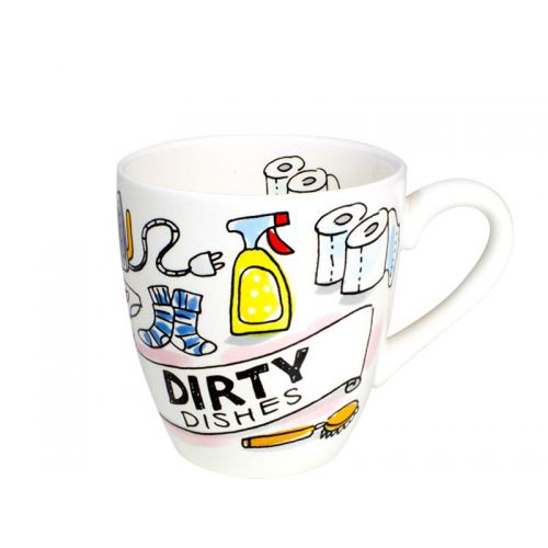 Mini Mug Dirty 0,2L
