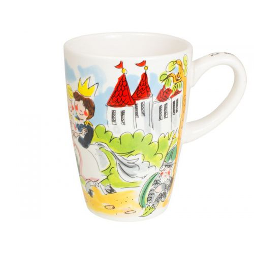 XL Mug Sleeping Beauty 0,5L